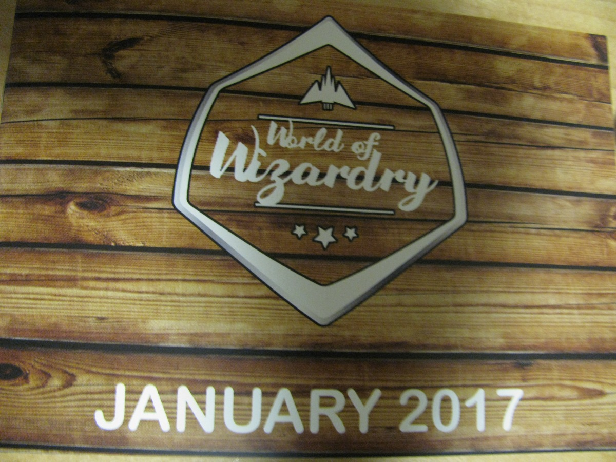 World of Wizardry (GeekGear) Jan 2017 review